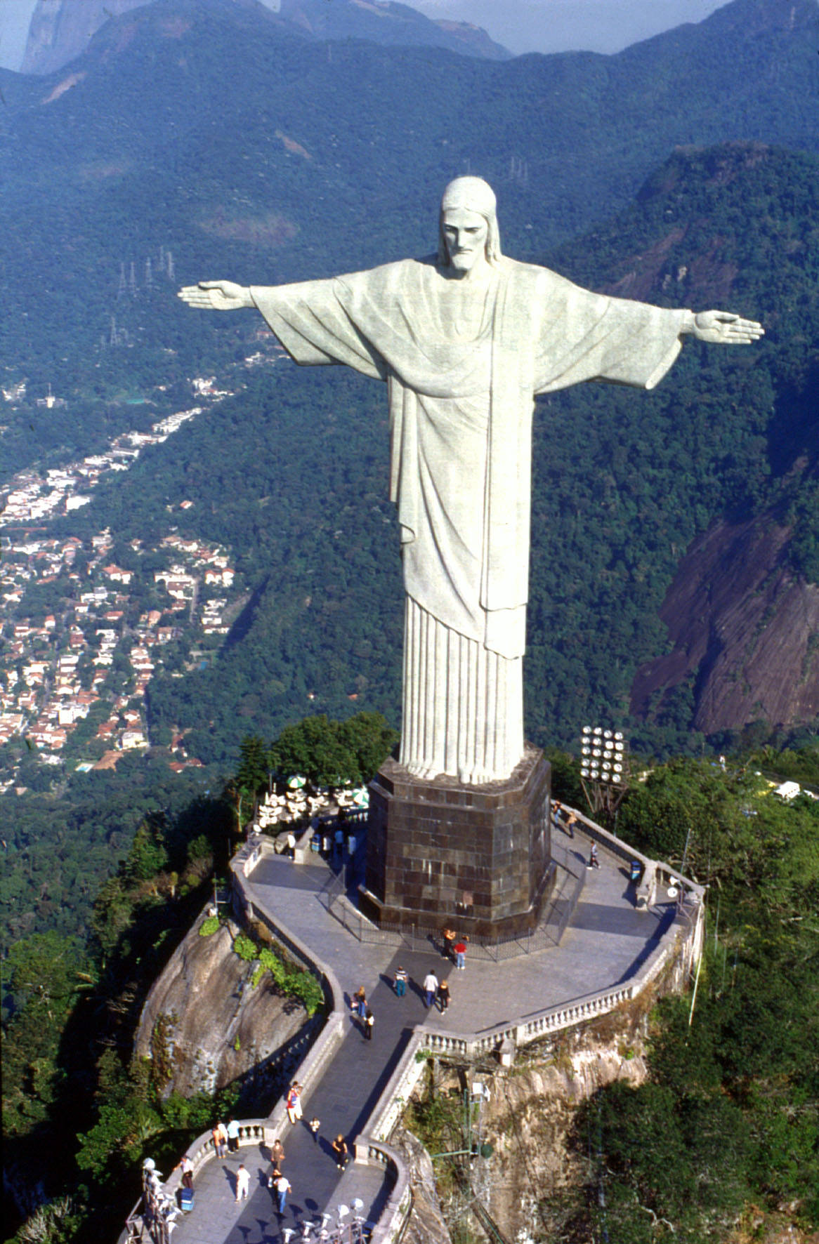 Your Divine Inspirations Christ The Redeemer Statue